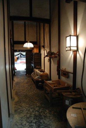 Osaka Museum of Housing and Living: 昔の祖母の家を思い出します