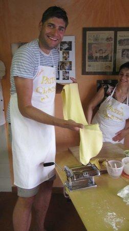 Pasta Fresca: Such fun