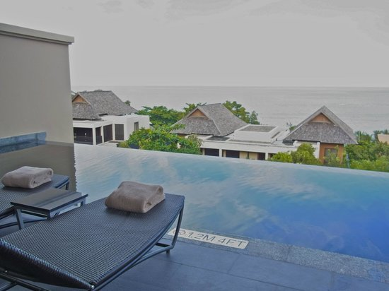 Vana Belle, A Luxury Collection Resort, Koh Samui: グランド・プール・スイートのプール