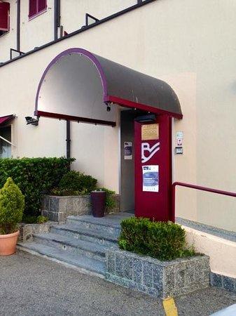 Hotel Ristorante Bel Sit: ingresso hotel