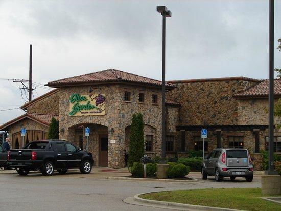 olive garden restaurant in mchenry illinois - Olive Garden Rockford Il