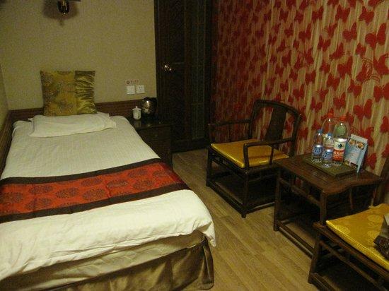 Xiao Yuan Alley Courtyard Hotel: 客室
