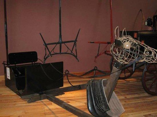 "Northwest Carriage Museum: ""Talking"" Horse"