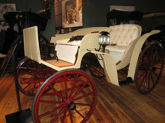 Northwest Carriage Museum: Wicker (?)