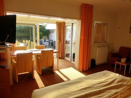 Hotel ter Duyn: Zimmer Jardin