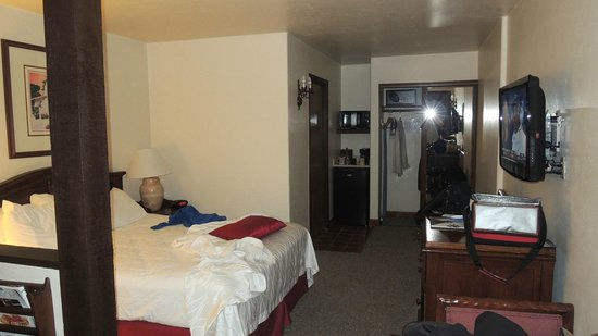 BEST WESTERN PLUS Hacienda Hotel Old Town: Comfy but a little bit on the old side