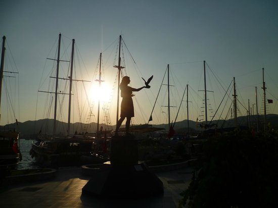 Hotel Jade: Ausflug, Marmaris Hafen