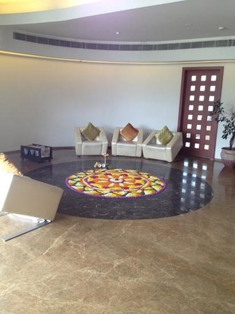 Hotel Central Avenue: onam at Central Avenue