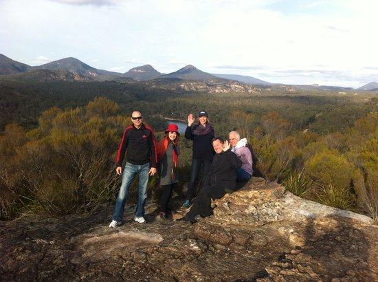 Dingo Tours : Our group