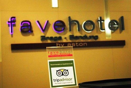 favehotel Braga: Recommended at Tripadvisor