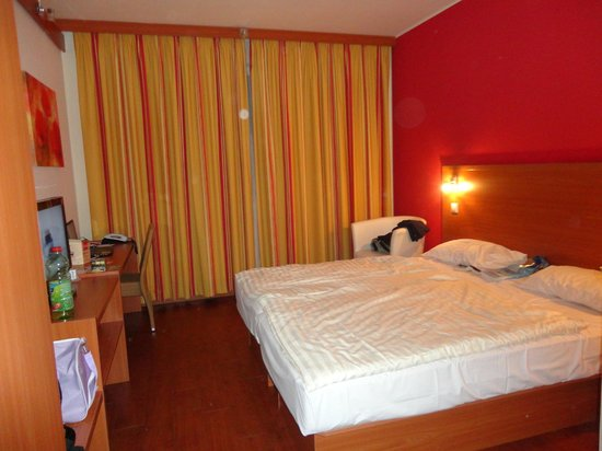 Star Inn Hotel Budapest Centrum, by Comfort: Pokój nr 429