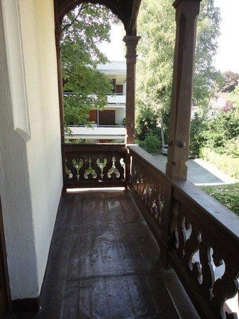 Steiermark Hotel Garni : Балкон 1