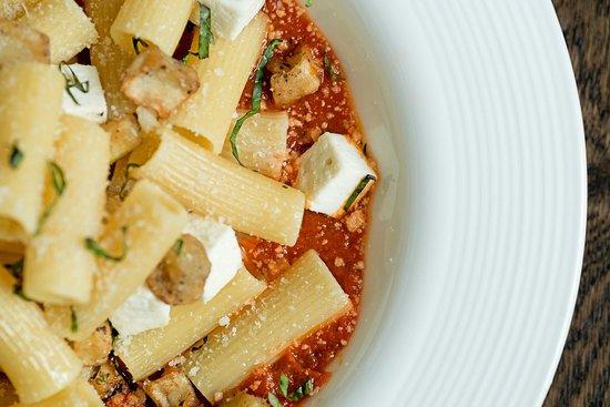 Bella Italian Trattoria: Pasta!