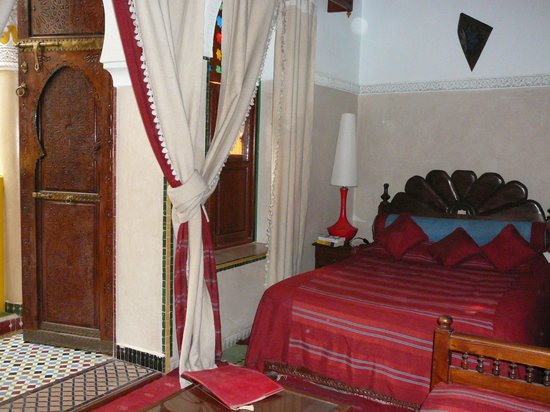 Riad et Dar Maison Do: Our room