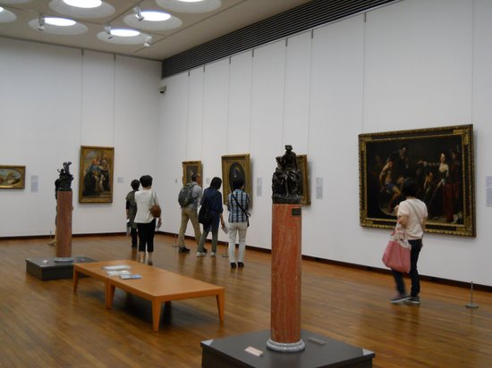 National Museum of Western Art: 常設展