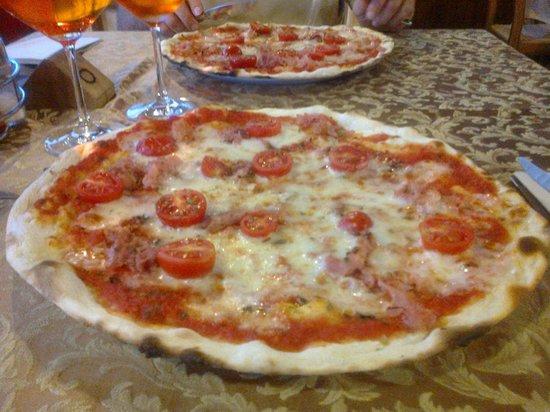 Paradiso: pizza