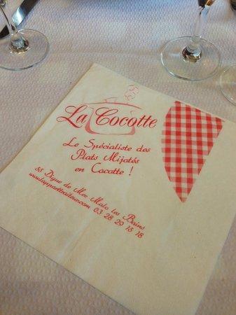 La Cocotte : .