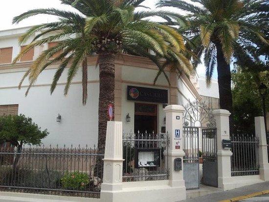 Casa Julia Hotel Restaurant: CASA SEÑORIAL 1900