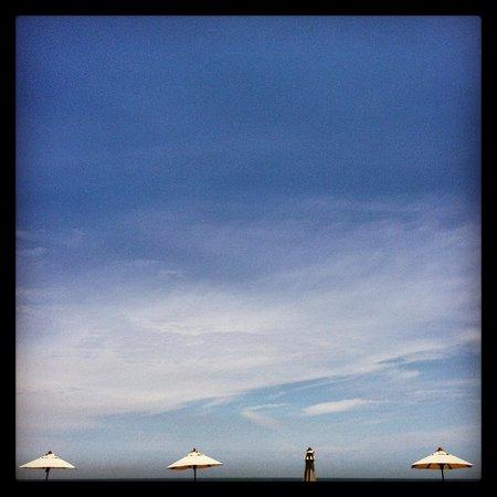 Devasom Hua Hin Resort : A view from the Devasom