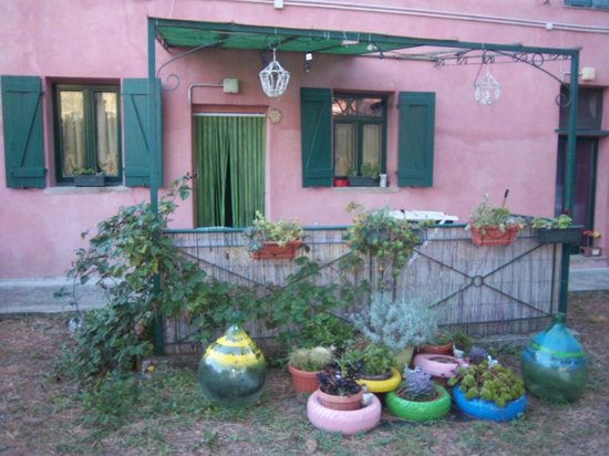 La Casa Rosa: Appartamento Girasole