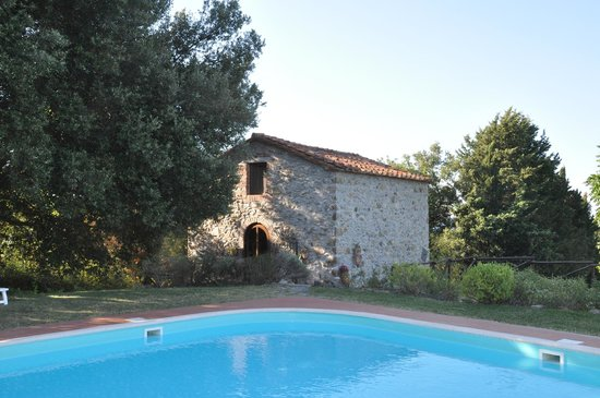 Villa Tatti: Separate Suite