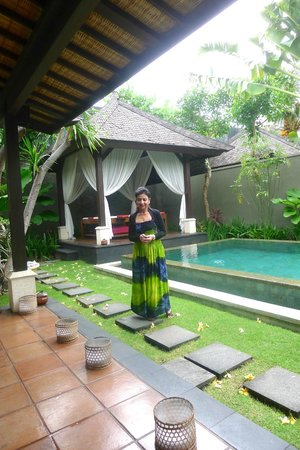 The Ulin Villas & Spa: Bali Trip