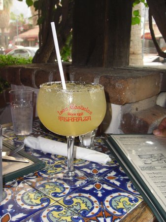 Las Casuelas Terraza : Margarita