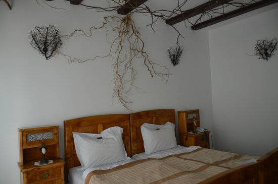 "Conacul Archia: ""Radacini"" room (""roots"" room)"