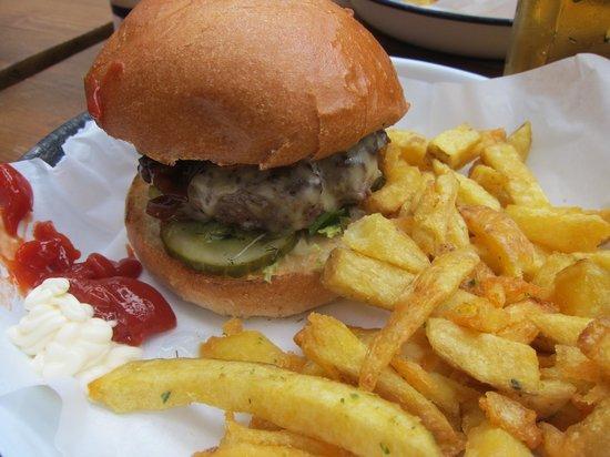Honest Burgers - Brixton: Delicious!!!