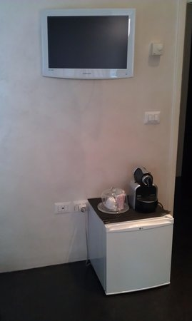 Lounge Bed & Breakfast: nespresso