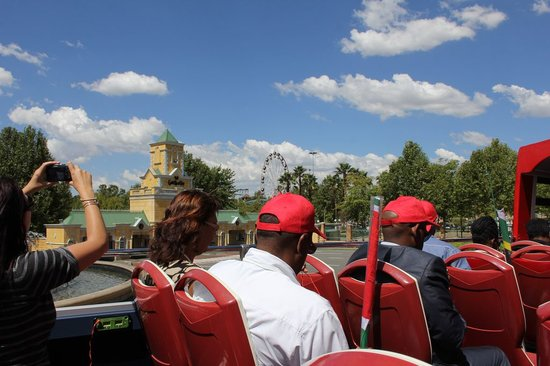City Sightseeing Joburg: Best way to see Johannesburg ... and take awesome pictures
