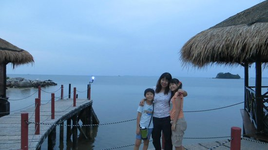 Loola Adventure Resort : hotel view