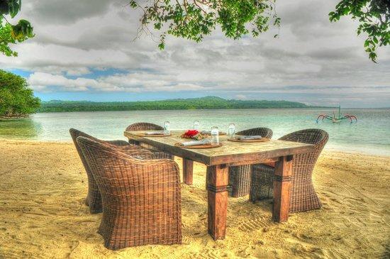 Ratua Private Island: Ratua dining room