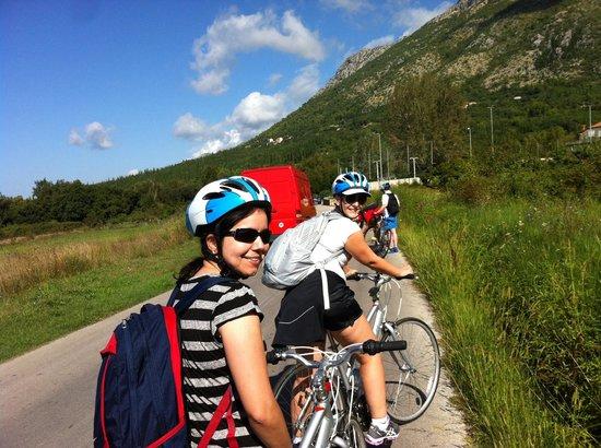 Dubrovnik Adventures: Nice roads