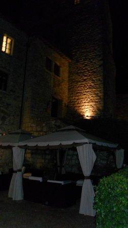 Castello di Tornano: torre
