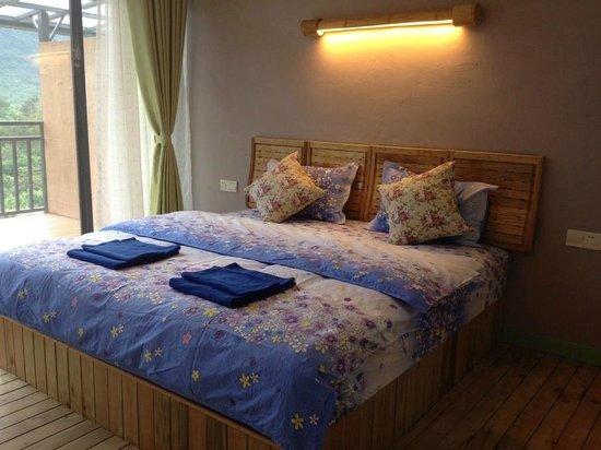 Ecofarm Lodge: The guest room