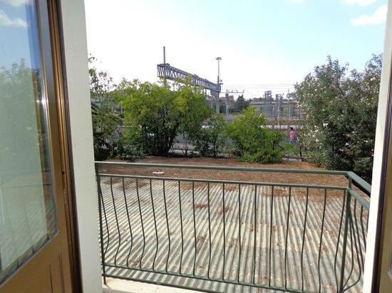 Hotel Moderno: vistas desde la habitación