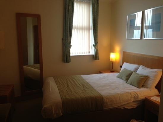 The Carousel Hotel, Blackpool: room 232 sea view
