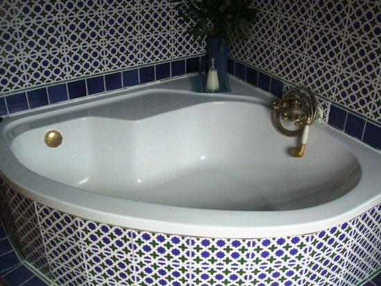 Itsara Suites & Spa: Marrakesh Bath!