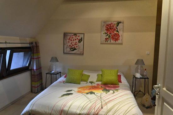 La Rose d'Alsace : One of the enjoyable room