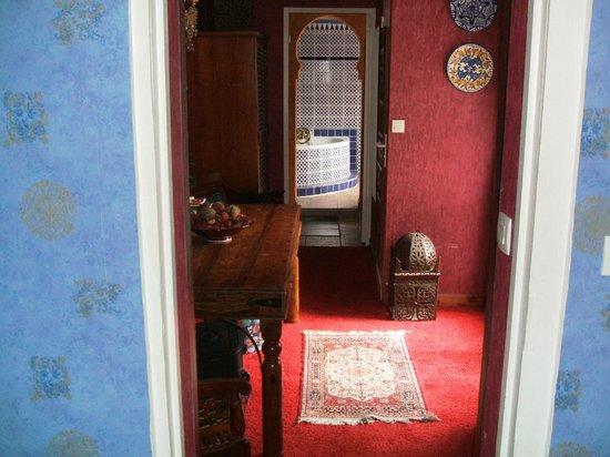 Itsara Suites & Spa: Marrakesh Dressing Room