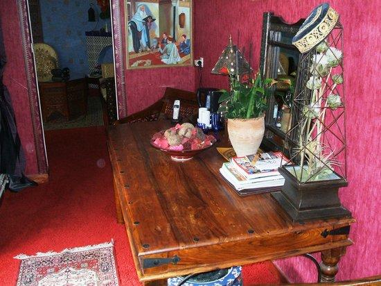 Itsara Suites & Spa: Marrakesh Dressing Room 2