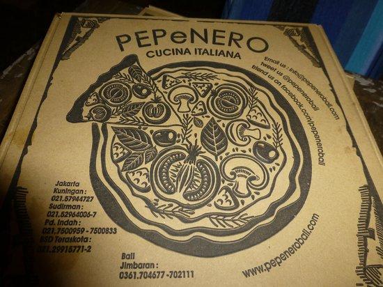 PEPeNERO Cucina Italiana: Pepenero