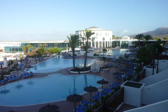 Sandos Papagayo Beach Resort: Despertares