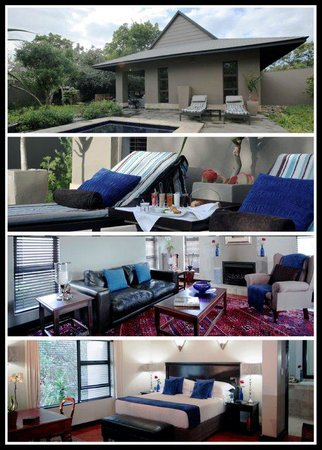 Prana Lodge: Tanzanite suite