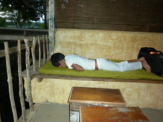 Galkadawala Forest Lodge: The Loft area