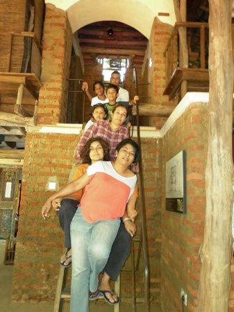 Galkadawala Forest Lodge: The gang !