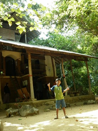 Galkadawala Forest Lodge: The Lovely Hideout .