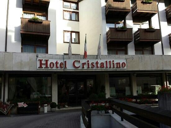 Hotel Cristallino d'Ampezzo