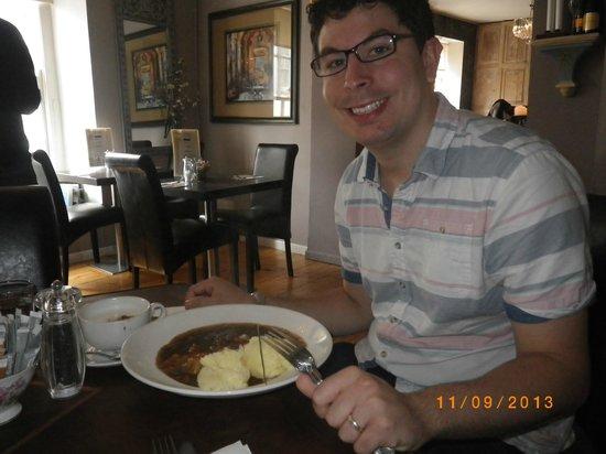 Cafe Mocha: Stew and Mash